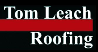 Tom Leach Roofing's Logo