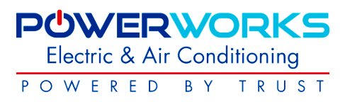 PowerWorks Electric & Conditioning's Logo