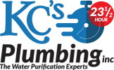 KC's 23 ½ Hour Plumbing Inc.'s Logo
