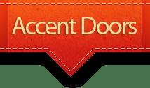 Accent Doors' Logo
