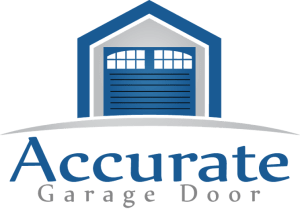Accurate Garage Door's Logo