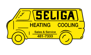Seliga Heating and Cooling's Logo