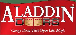 Aladdin Garage Doors' Logo