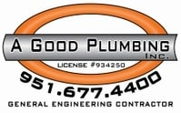 A Good Plumbing's Logo