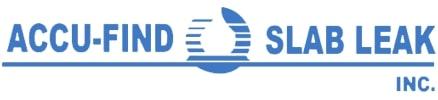 ACCU-Find Slab Leak's Logo