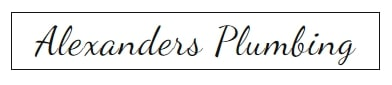 Alexanders Plumbing's Logo