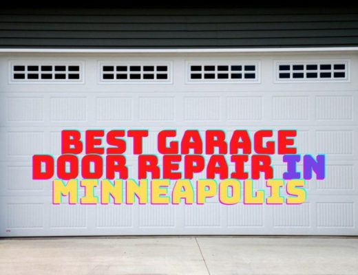 Best Garage Door Repair in Minneapolis