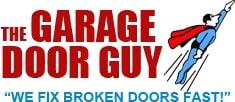 The Garage Door Guy's Logo