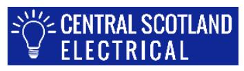 Central Scotland Electrical's Logo