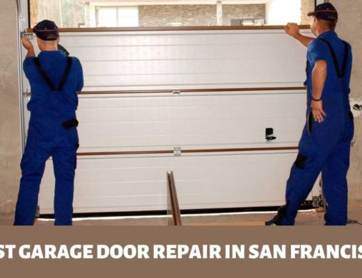Best Garage Door Repair in San Francisco